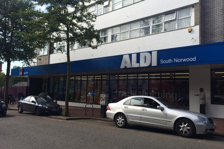 ALDI South Norwood